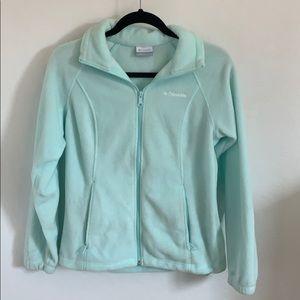 NWOT Columbia fleece jacket